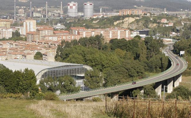 Cuatro de las cinco nuevas alternativas de la Ronda Norte no pasan por Castrillón