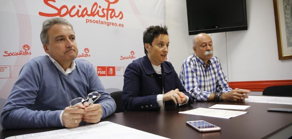 El PSOE de Langreo celebra 120 años de lucha democrática con charlas y una cena