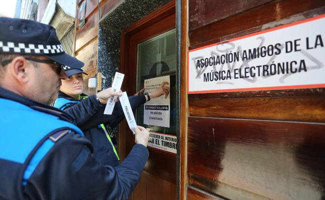 Clausuran un pub de la calle Almacenes por «quejas vecinales e insalubridad»