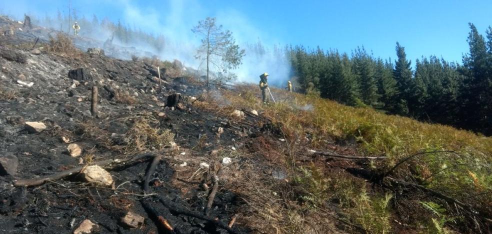 El Principado elaborará otro plan de prevención de incendios tras caducar el anterior en 2016