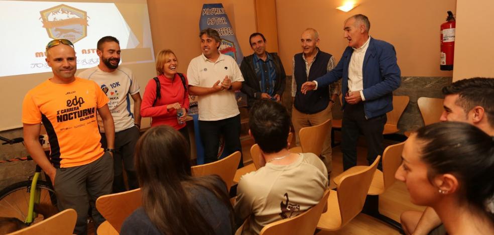 La Agrupación Montañera Astur Torrecerredo se abre al mushing