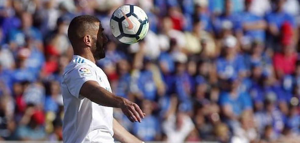 El Madrid, y Benzema, a reconciliarse con el Bernabéu
