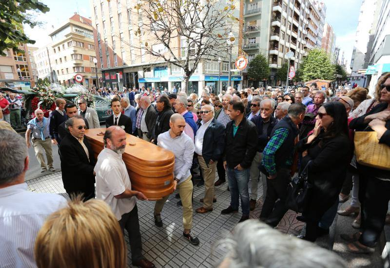 Gijón dice adiós a 'Chano'