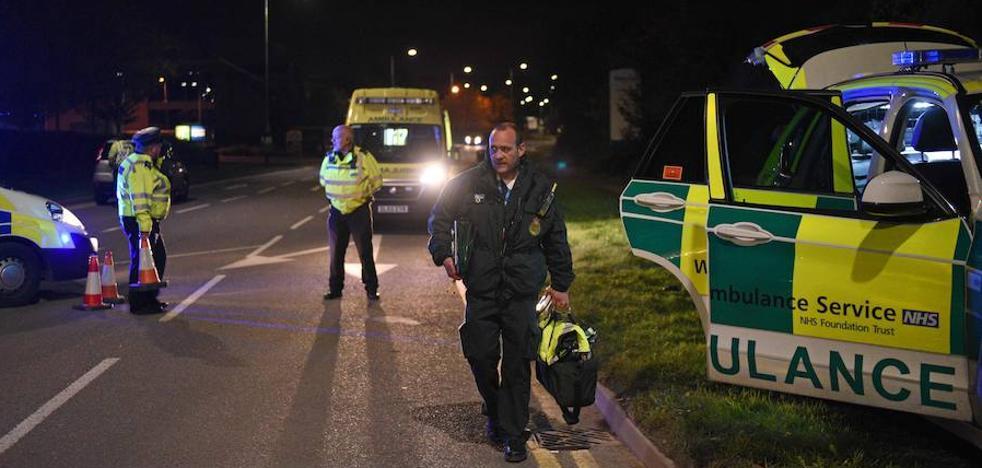 Arrestado el sospechoso de retener a dos personas en una bolera inglesa