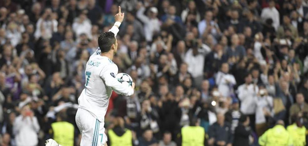 Cristiano Ronaldo, gran favorito al premio The Best de la FIFA