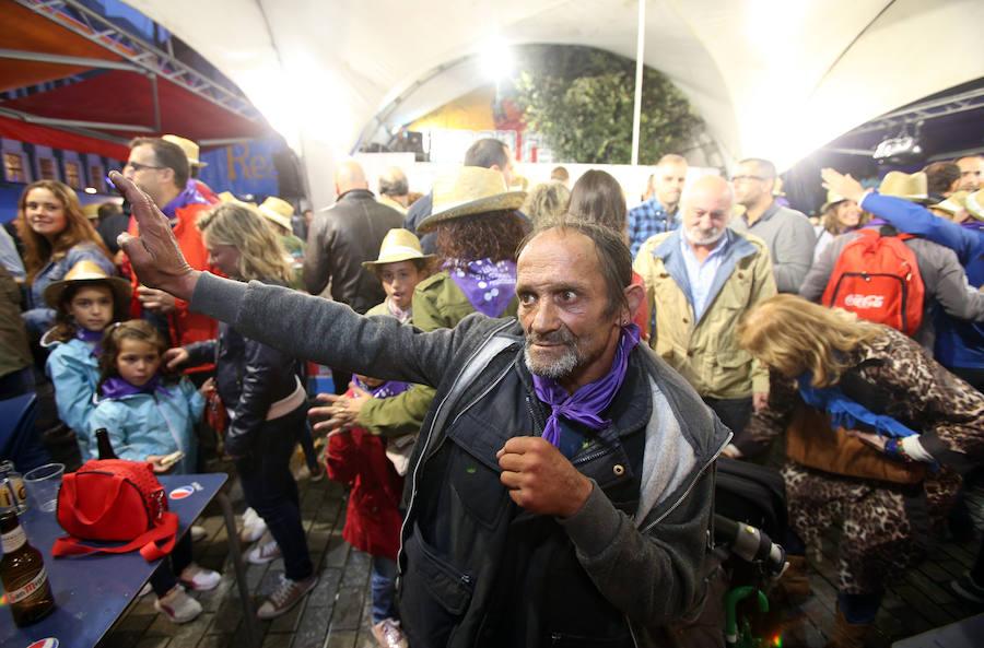 Fallece Manolín 'El Gitano', el mendigo más conocido de Oviedo