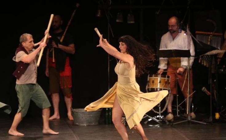 Las imágenes que dejó la jornada de Danza Xixón