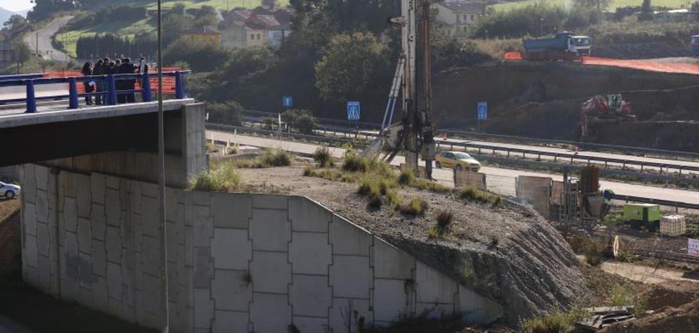 Infraestructuras reinicia las obras de los accesos al PEPA