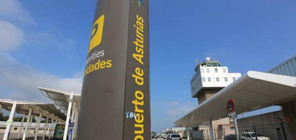 El aeropuerto de Asturias se queda sin ayuda al aterrizaje hasta Navidad