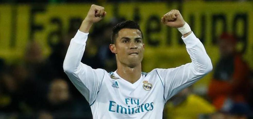 El Ronaldo más solidario