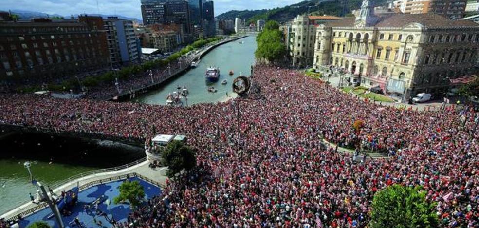 La foto de la Supercopa del Athletic que la ha liado en Twitter con el artículo 155