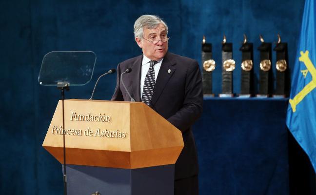 La UE donará el Premio Princesa a los afectados por los fuegos