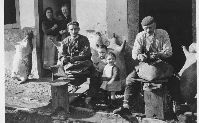 La Asturias inédita de la Hispanic Society
