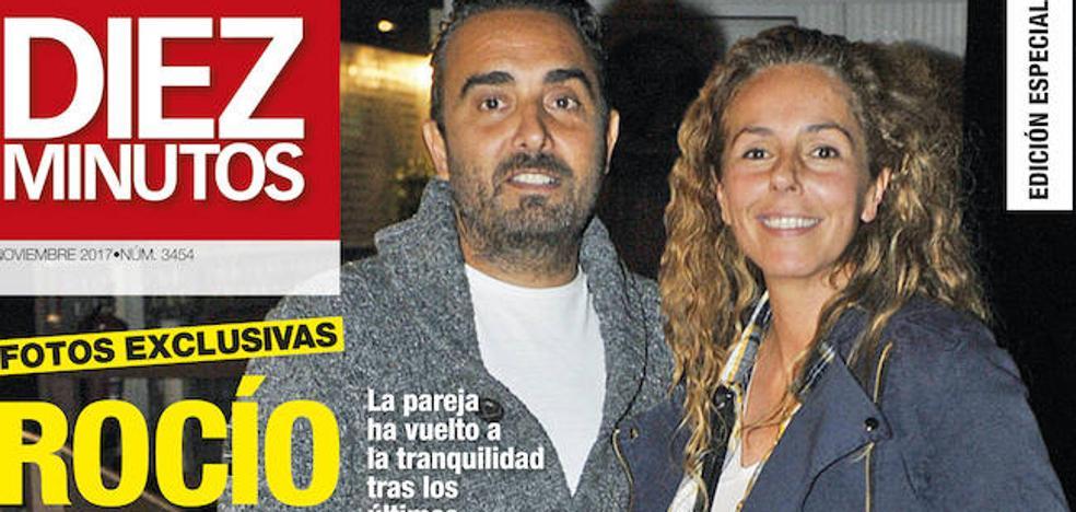 Rocío Carrasco y Fidel recuperan la tranquilidad