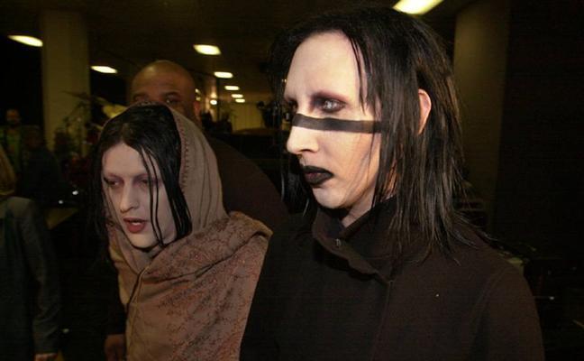 Marilyn Manson despide a su bajista tras las acusaciones de violación