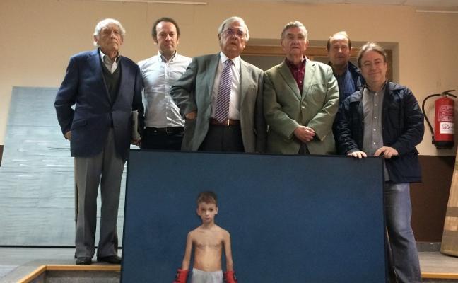 El madrileño Carlos Tárdez gana el concurso de pintura