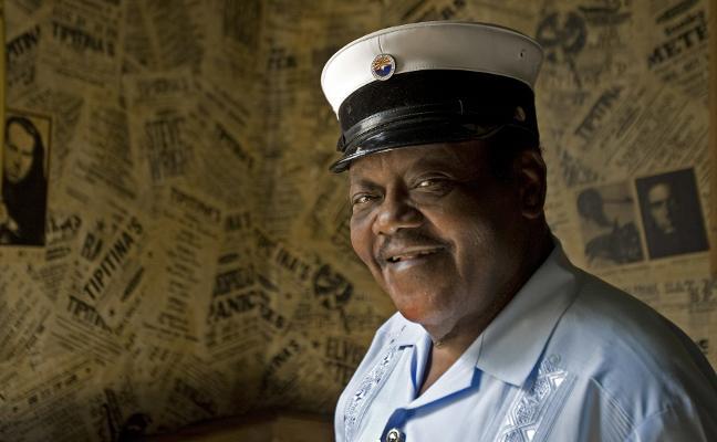 Fallece a los 89 años Fats Domino
