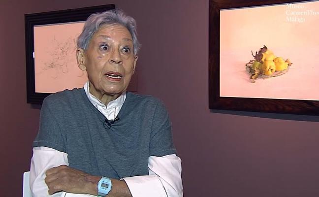 Muere Isabel Quintanilla, pintora de la generación del Madrid de los 50