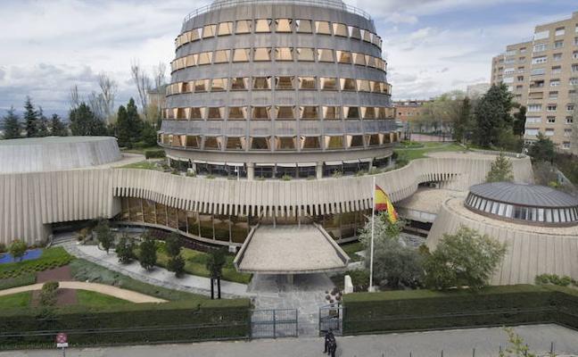El Constitucional avala la tramitación del 155 en el Senado