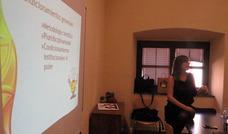 El artivismo centró el seminario de KBUÑS dedicado a la comunicación 3.0