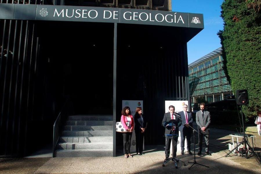 El Museo de Geología estrena ampliación