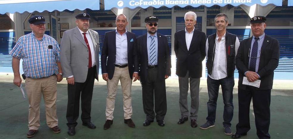 La Pondala, D'Berto y O Valentim recogen sus 'Cucharones' en Salinas