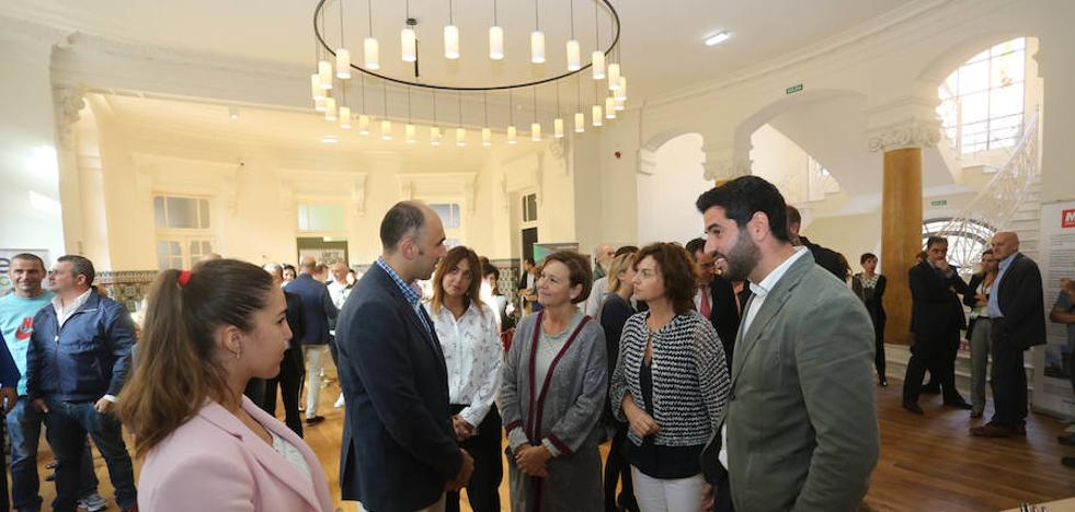 La Escuela de Comercio de Gijón podrá albergar actividades del Festival de Cine en 2018