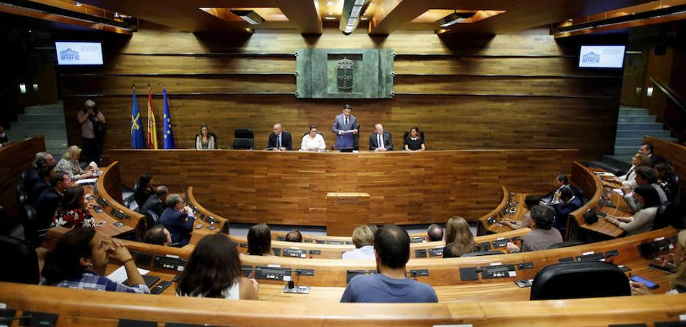 El parlamento asturiano pone fin a 29 años de existencia del Consejo Económico y Social