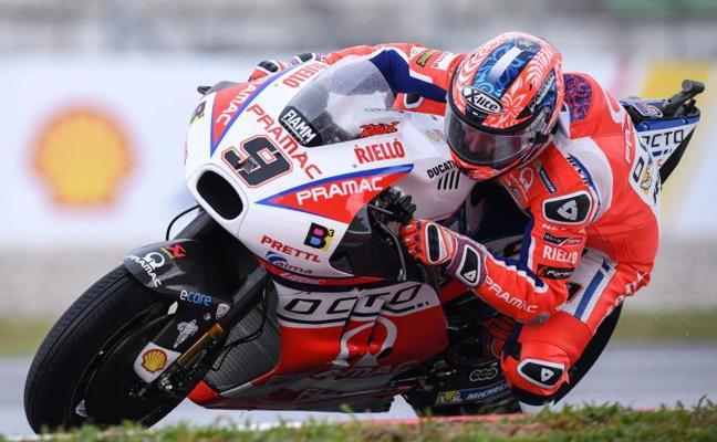 Petrucci: «Mi labor ha sido importante para Ducati»