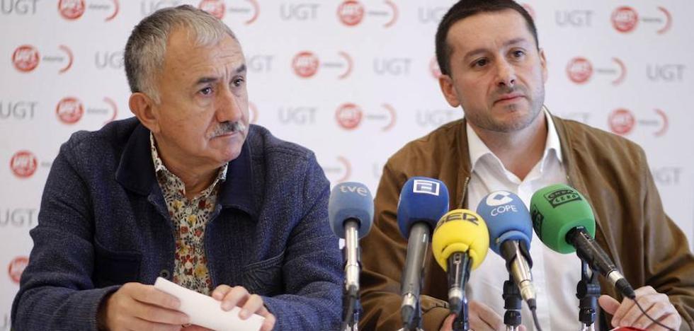 Pepe Álvarez: «No se puede venir con la milonga de mantener el carbón y abogar por el cierre de las térmicas»