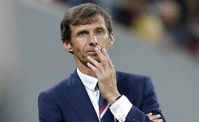 Ziganda: «No me molestan ni afectan las comparaciones con Valverde»