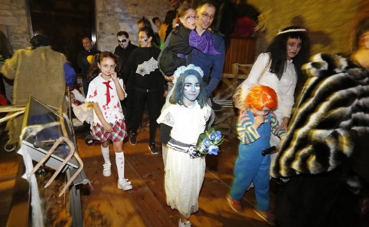 Noche de terror en el Halloween del Botánico