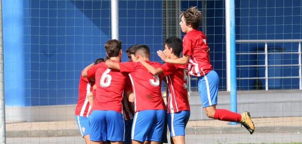 El Sporting se impone por la mínima ante el Oviedo