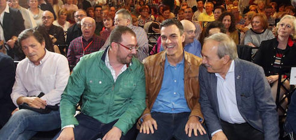 Sánchez lanza su campaña en Oviedo: «Ganaremos quienes defendemos la convivencia»