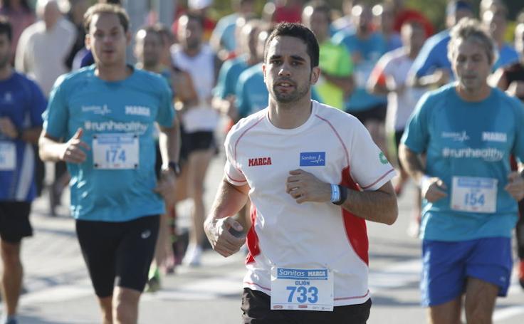 ¿Estuviste en la carrera de los 10k de Gijón? ¡Búscate! (I)