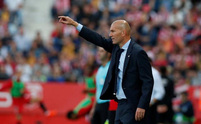 Zidane: «Sabemos que esto lo podemos levantar»