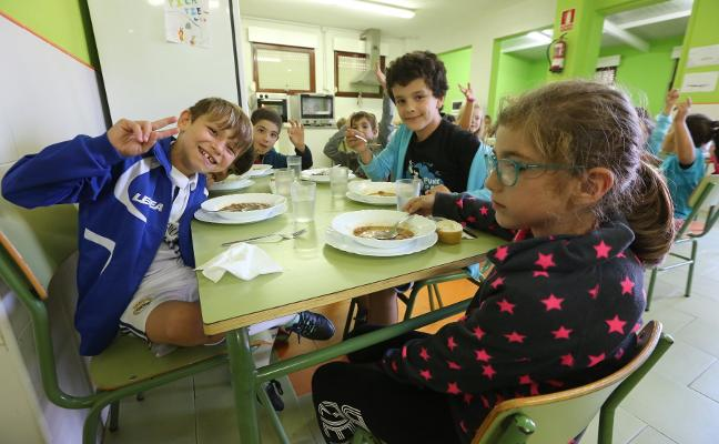 Educación espera autorización regional para los comedores en los institutos