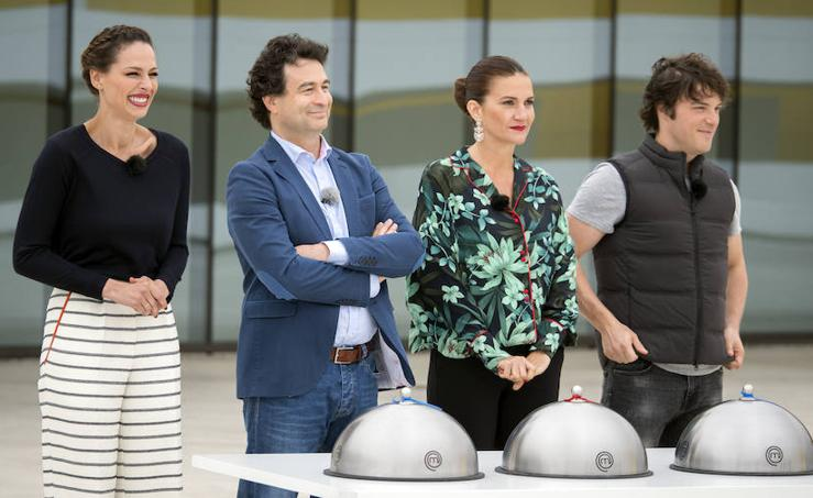 Las celebrities de Masterchef cocinan en el Niemeyer