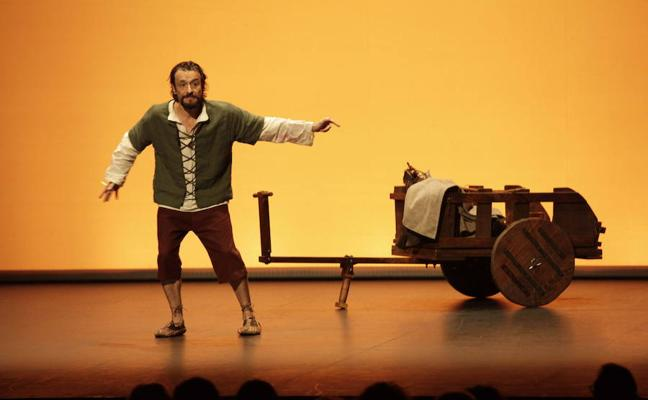El Festival de Teatro Asturiano 'Nel Amaro' llega en noviembre al Teatro Filarmónica