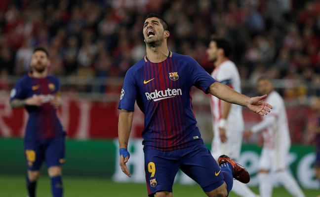Proto fuerza el primer tropiezo continental del Barça