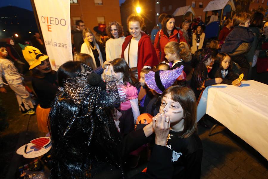 Halloween en Las Campas y Naranco