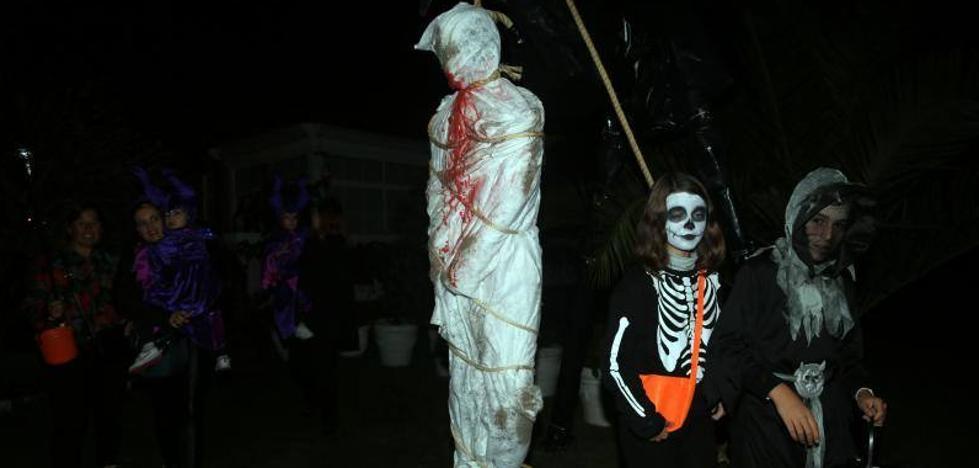Noche de miedo en La Fresneda