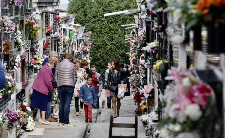 Día de Todos los Santos en Gijón