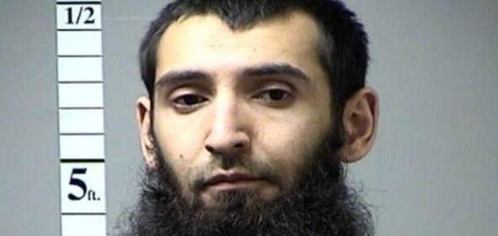 El terrorista de Nueva York llevaba semanas preparando el ataque