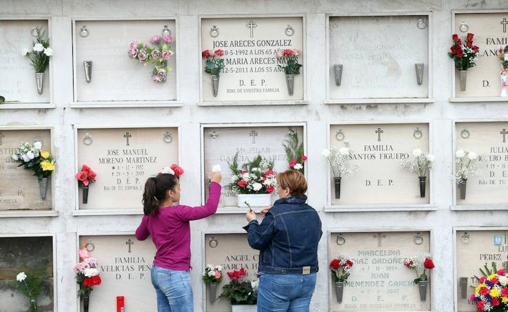 Día de Todos los Santos en Oviedo