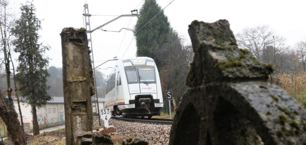 Los maquinistas temen cancelaciones «constantes» en Feve hasta final de año