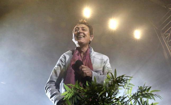 Manolo García actuará el 9 de junio en Oviedo