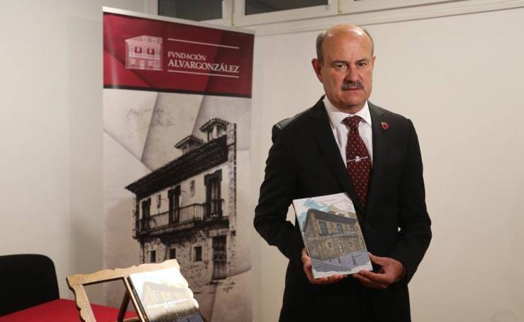 La Fundación Alvargonzález celebra su 25 aniversario con la presentación de un libro conmemorativo
