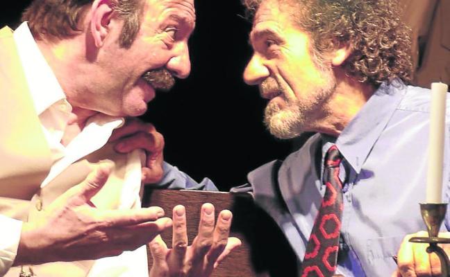 Duelo interpretativo de la mano de Margen y el TEG