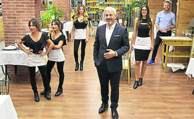'First Dates' inaugura restaurante